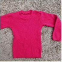Blusa de lã vermelha❤️ - 3 anos - Sem marca