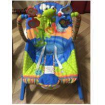 Cadeira de Descanso Bouncer Minha Infância Sapinho - Fisher Price -  - Fisher Price