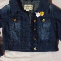 Jaqueta jeans lilica - 3 anos - Lilica Ripilica
