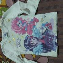blusa manga longa - 3 anos - Brandili