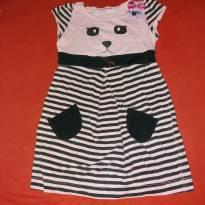 Vestido bichinho - 4 anos - Não informada