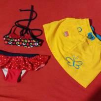 Kit Praia e piscina - 3 anos - Fura Bolo e Tip Top
