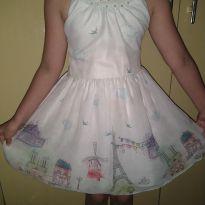 Vestido - 7 anos - Mini Miss