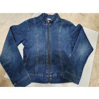 Jaqueta Jeans  PLT Girls Tam 12 - 12 anos - Girls