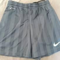 SHORTS DRY FIT NIKE CINZA CHUMBO - 3 anos - Nike