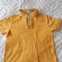 CAMISA POLO AMARELA BROOKSFIELD