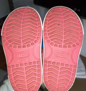 SANDÁLIA CROCS ROSA - 23 - Crocs