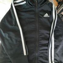 CONJUNTO ADIDAS PRETO - 18 a 24 meses - Adidas
