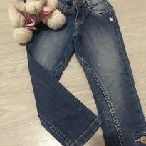 Calça Jeans Puc - 2 anos - PUC
