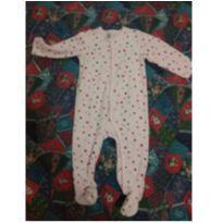 Macacão Menina - 9 a 12 meses - Zara Baby