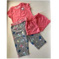 Pijama Carter's original - 9 a 12 meses - Carter`s