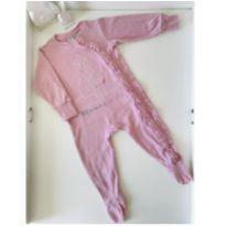 Macacão com pezinho Chicco original - 9 a 12 meses - Chicco e Disney baby