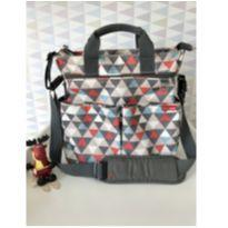 Bolsa Duo Signature Triangles - Skip Hop