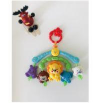 Mini Mobile Bichinhos - Fisher Price -  - Fisher Price