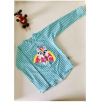 Camiseta manga longa Gata - Puket - 2 anos - Puket
