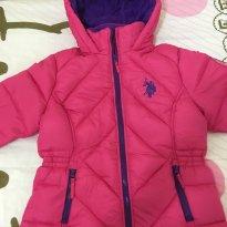 Jaqueta/casaco hiper quentinho, U.S Polo Assn size L/G 14-16 anos - 14 anos - US Polo Assn