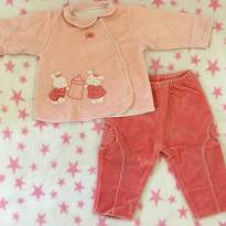 Conjunto plush grosso Tilly baby - 1 ano - Tilly Baby