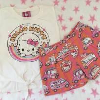 Conjunto Hello Kitty - 6 anos - Hello Kitty by Sanrio
