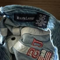 Boné jeans Polo - 9 a 12 meses - Ralph Lauren