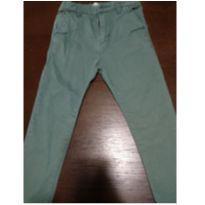 Calça verde - 4 anos - Zara