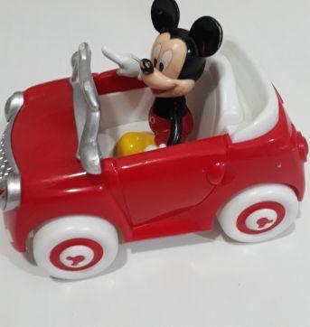 Carrinho Mickey Mouse - Sem faixa etaria - Disney