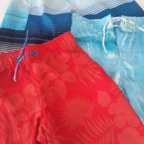 Shorts tactel kit - 3 anos - Palomino