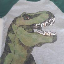 Camiseta dinossauro Carters - 3 anos - Carter`s