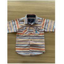 Camisa sport manga longa (Código E20) - 2 anos - US Polo Assn