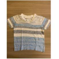 Camiseta manga curta (Código D19) - 18 meses - Baby Gap