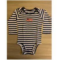 Body longo (Código D24) - 18 meses - Carter`s