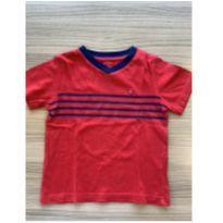Camiseta manga curta (Código E27) - 2 anos - Tommy Hilfiger