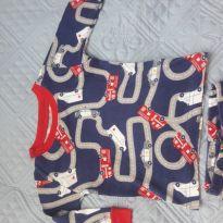 Pijama estrada carter`s - 6 meses - carter`s, baby gap, zara