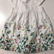 Vestido zara armadinho - 18 a 24 meses - Zara Baby