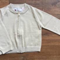 Casaquinho fios dourados Zara - 18 a 24 meses - Zara Baby