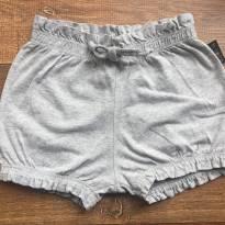 Shorts curto BB Básico 2 anos - 18 a 24 meses - BB Básico
