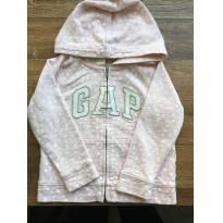 Moletom com touca Gap 3 anos - 3 anos - Baby Gap
