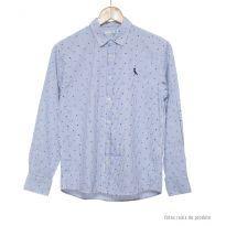 Camisa bolinhas Reserva - 12 anos - Reserva mini
