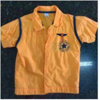 Camisa linda Tigor - 1 ano - Tigor T.  Tigre