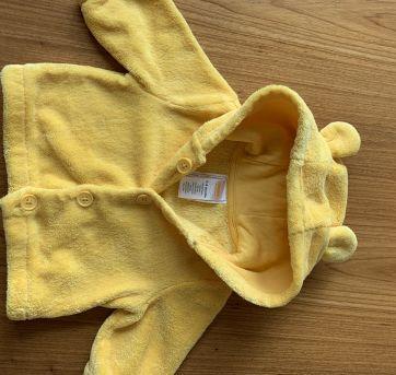 Casaco amarelo GYMBOREE - 3 a 6 meses - Gymboree