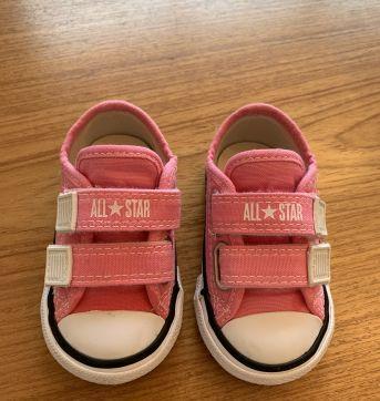 Sapato NOVO ALL STAR cor de rosa - 18 - ALL STAR - Converse