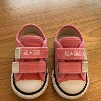 Sapato NOVO ALL STAR cor de rosa - 18 - ALL STAR - Converse