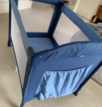 Berço portátil desmontável - Sem faixa etaria - Burigotto