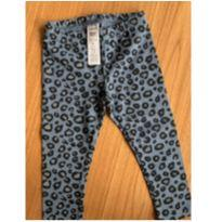 Duas calças leggings novas da Carters - 1 ano - Carter`s