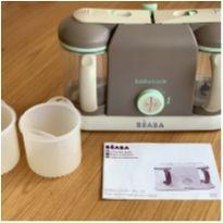Beabá babycook Pro 2x processador de alimentos 4 em 1 -  - Beabá