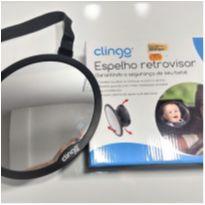 Espelho Retrovisor + Brinde -  - Clingo