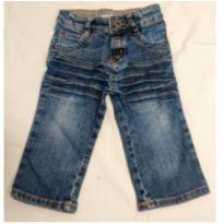 Calça Jeans - 3 a 6 meses - Baby Club