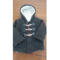 Jaqueta inverno com capuz e forro interno - 2 anos - Importada