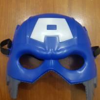 Máscara do Capitão America -  - Não informada