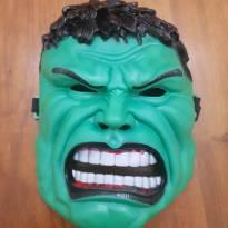 Máscara Hulk -  - Não informada