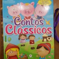 Contos Clássicos - coleção 4 mini livros -  - Ciranda Cultural